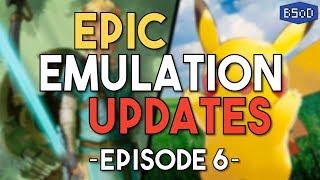 Epic Emulation Updates   BOTW & Pokemon Let's Go - MAJOR Performance Upgrades