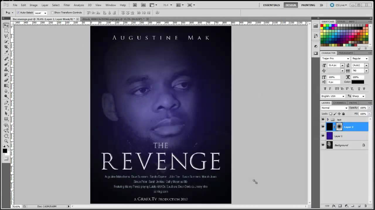 Poster design using photoshop cs5 - Poster Design Using Photoshop Cs5 15