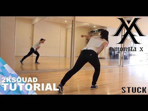 [TUTORIAL] MONSTA X (몬스타엑스) - Stuck (네게만 집착해) | Dance Tutorial By 2KSQUAD