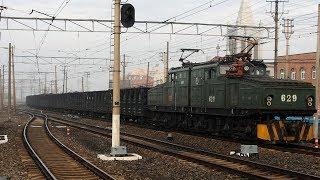 2019/09/14 【中国】 撫順電鉄 629号機 鉱務局駅 | Fushun Mining Railway: Coal Train at Mining Bureau