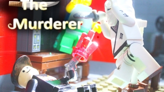 Lego Roblox. The Murderer 2 (Lego Animation)