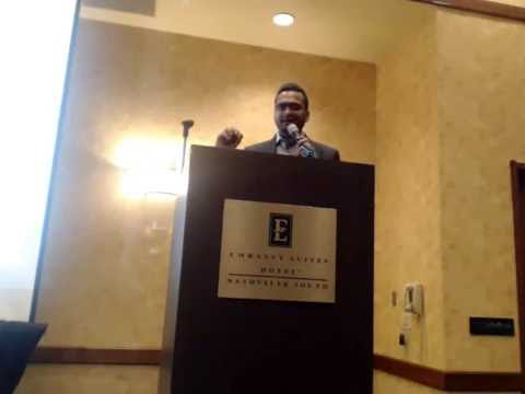 """""""India US Cross Border Transaction-  A Taxation & Legal Perspective"""" at Embassy Suites by Hilton."""