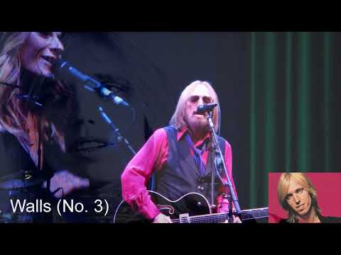 Walls (No.3) - Tom Petty and the Heartbreakers (With Lyrics)