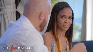 Chad Is Reluctant to Set a Wedding Date Without Dr. Thema's Input | Chad Loves Michelle | OWN
