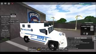 Roblox ESU patrol #2