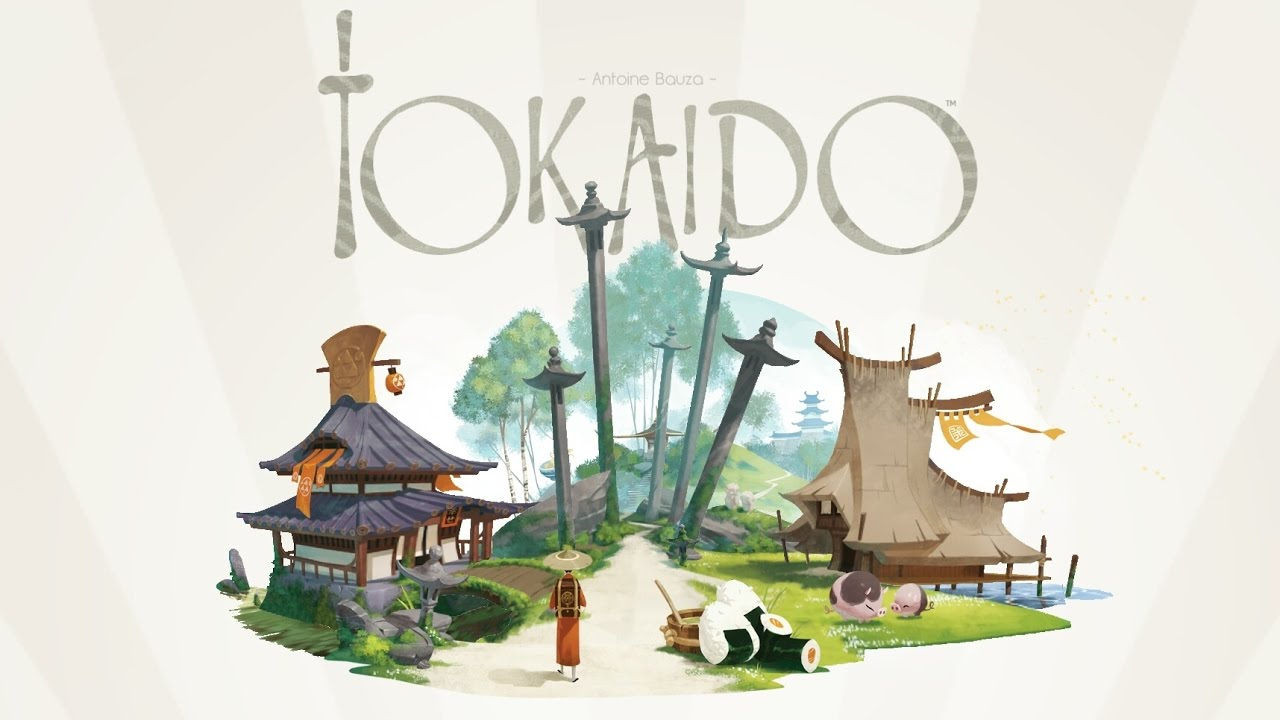 Tokaido - Android / iOS Gameplay