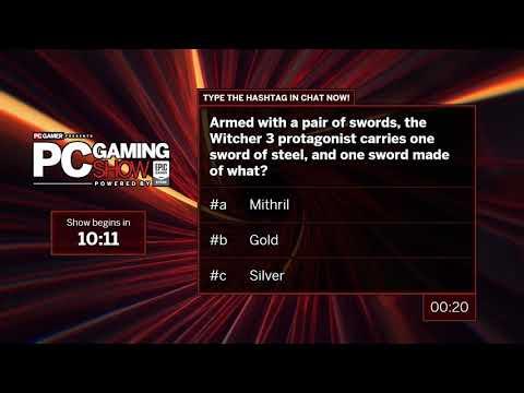 E3 2019 Mixer - PC Gaming Show