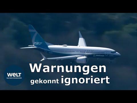 BOEING 737 MAX: