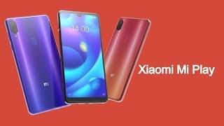 Xiaomi Mi Play Trailer -  4GB RAM ,Dual 12 MP Camera