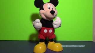 MICKEY MOUSE CLUBHOUSE Disney Junior Mickey Hot Dog Dancer Disney Toy