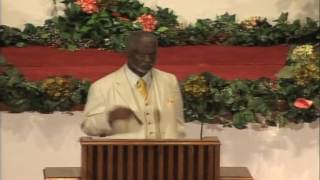 Attributes of God,  Pastor-Teacher Julius Rivers Malone