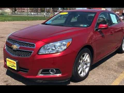 2013 Chevrolet Malibu Eco for sale in Darby, PA