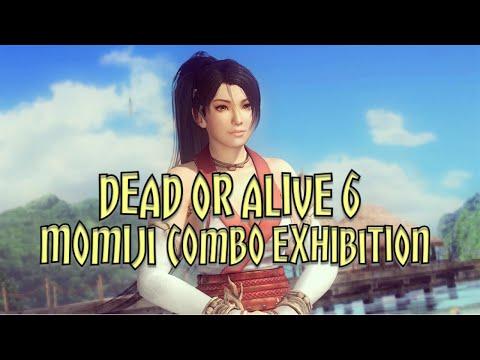 Dead Or Alive 6 - Momiji Combo Exhibition