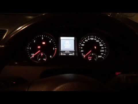 2011 Volkswagen Passat B7 (2 0 TDI) - Starting problem
