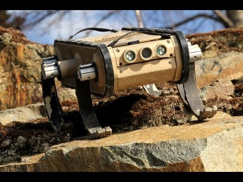 Download Youtube: RHex Rough-Terrain Robot