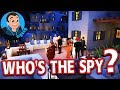 Secret Agent DigDug plays a high stakes game of Spy Party! SpyParty is an early access steam game