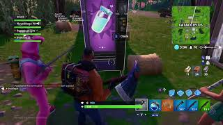 Making the Bug of Vending Machines - Fortnite