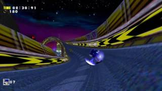 Sonic Adventure DX - Speed Highway w/ all current Dreamcast mods