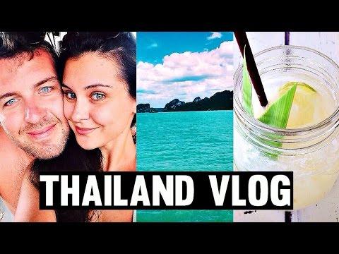 Thailand 2015 Bangkok & Koh Samui   Travel Vlog   KatesBeautyStation
