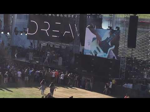 """After I Confessed"" ""Kill For Candy"" DREAMCAR LIVE at KROQ Weenie Roast Y Fiesta StubHub Ctr 5/20/17"