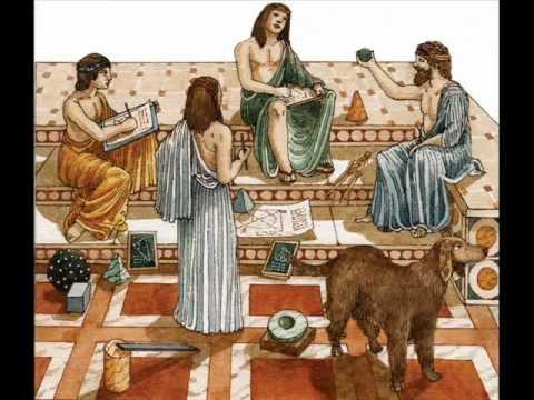 la educaci n en la antigua grecia youtube