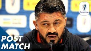 Juventus 1-0 Milan | Gattuso