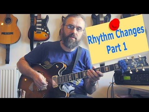 Rhythm Changes - part 1