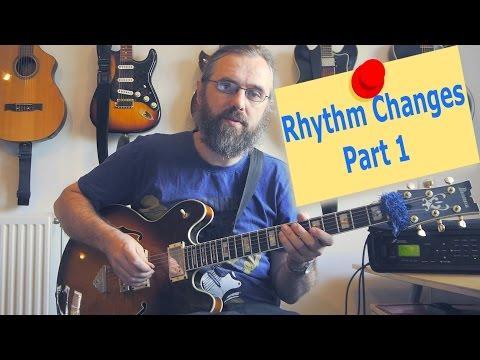 Rhythm Changes - part 1