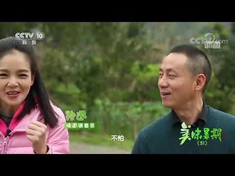 陸綜-味道-20210924-黃鱔炒臘肉刺毛鱔筒黃鱔煲仔飯油麥菜炒黃鱔各地人們將鱔魚作為食材做出獨具風味的鱔魚菜餚