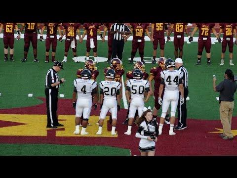 Muleshoe vs. Kermit Football 2015