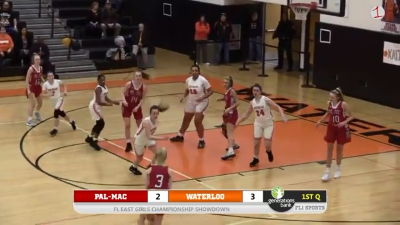 WEBCAST REPLAY: Pal-Mac battles Waterloo for Finger Lakes East girls title (FL1 Sports)