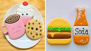 So Yummy Cookies Decorating Recipes   Top 10 Best Cookies Decorating Ideas For Party