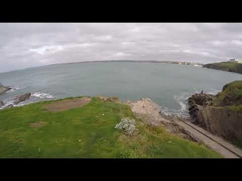 Newquay Headland Fishing Marks