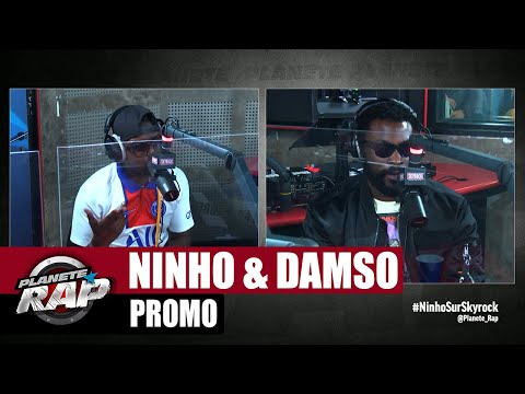Youtube: Ninho«Promo» ft Damso #PlanèteRap