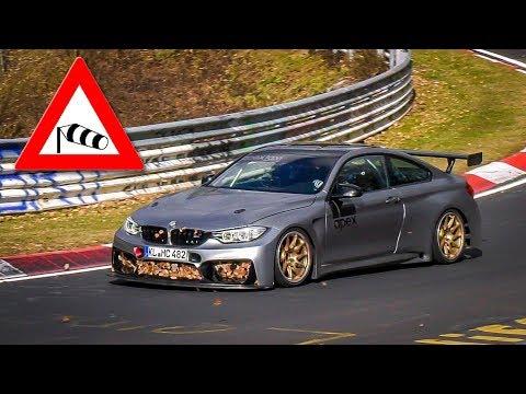 Nordschleife 10 03 2019 - Highlights, Track Closed due Extreme Weather. Touristenfahrten Nürburgring