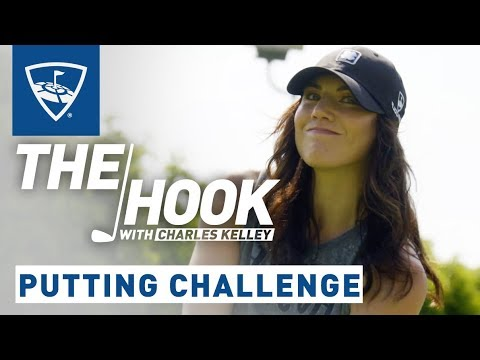 The Hook with Charles Kelley | Hope Solo Putting Challenge | Topgolf