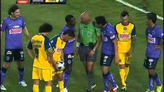 Monterrey vs América 2-1 Estadio Tecnológico