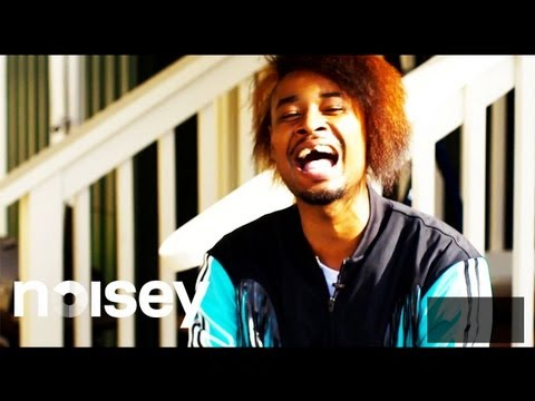 Danny Brown Freestyle About Drugs  - Noisey Meets #03