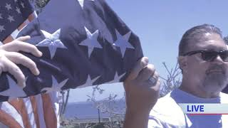 Recall Newsom Rally Ventura CA Aug 8 2020