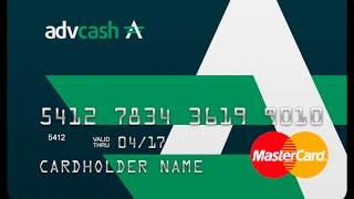 ADVCASH PLATEBNÍ KARTA - jak aktivovat kartu, jak vložit peníze