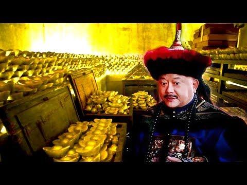 Sự Thật Nhân Vật Hòa Thân: Khối Tài Sản Tham Ô Khủng Chỉ Là Mưu Hiểm Của Hoàng Đế Càn Long