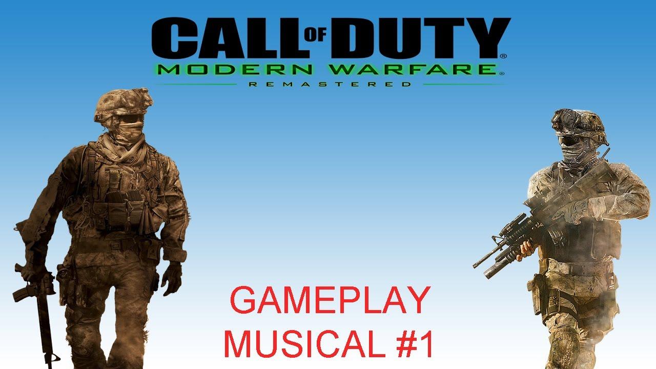 <b>Call</b> <b>of Duty</b> : MW2R, Modern Warfare 2 <b>Remastered</b> - Millenium