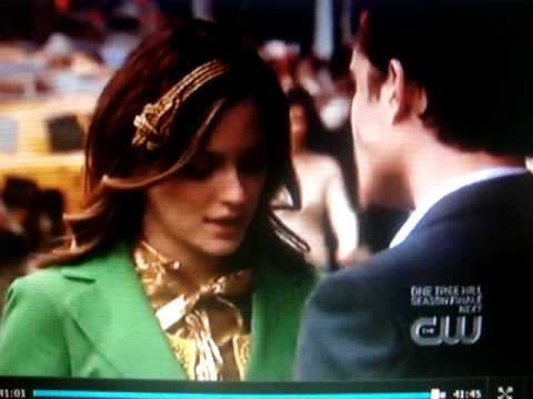 "Chuck and Blair ""I love you too.."" episode 25 perfect finale"