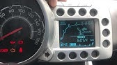Unlocking Features In Instrument Cluster Chevrolet Beat Youtube