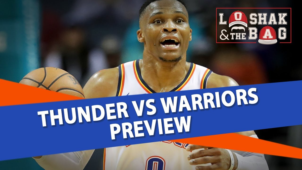 Warriors vs. Thunder odds: 2019 NBA picks, Nov. 9 predictions from ...