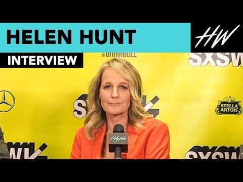 Helen Hunt Says Her Film