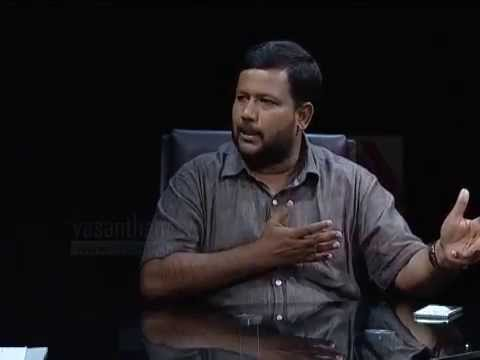 """""""Athirvu"""" exclusive live interview with Hon. Rishad Bathiudeen (14-08-2015)"""