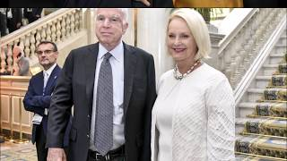 Cindy McCain - John's Funeral Not Meant to Be a 'Rebuke' of Trump — 'Had Nothing to Do with the Pres