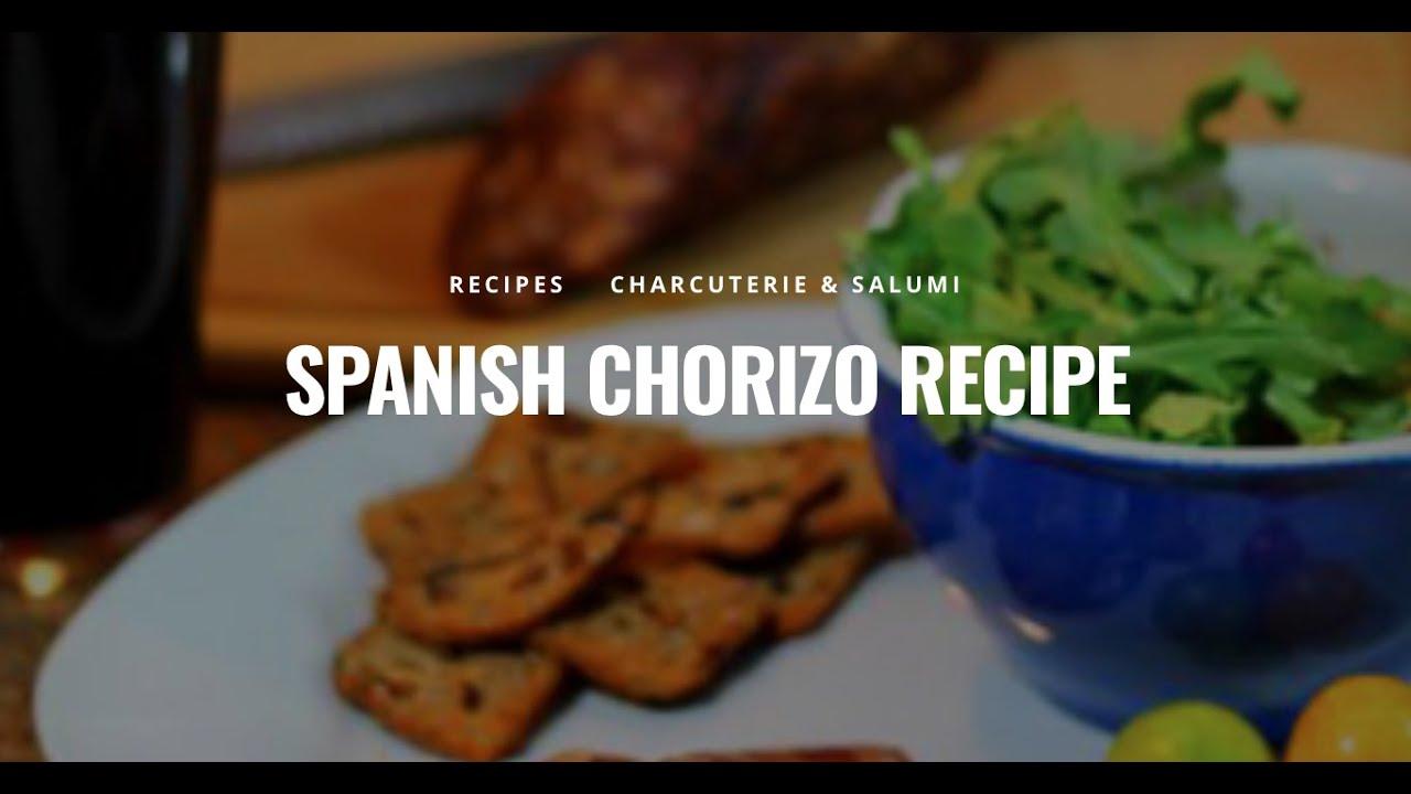 Spanish Chorizo Handcrafted with UMAi Dry