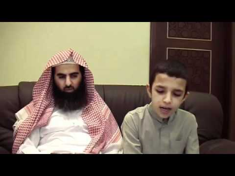 Australian kid copies Muhammad Al Luhaidan Live Quran Recitation - Amazing Recitation - YouTube
